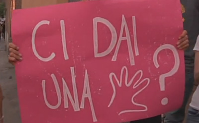 Siena 2019 - Video iniziativa 'Give us a hand' - 2015